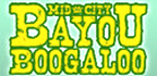 Bayou Boogaloo Music Lineup Released