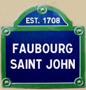 Faubourg St. John's Week in Review