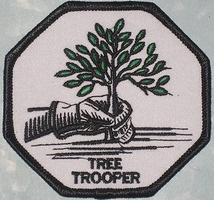 Be a Tree Trooper