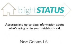 BLIGHT STATUS AVAILABLE OCTOBER 11th