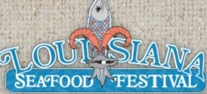 Seafood Festival in City Park