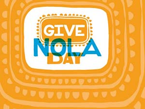 GiveNOLA DAY MAY 6th