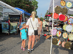 Comiskey Park to Host Mid-City Art Market Sept 20th