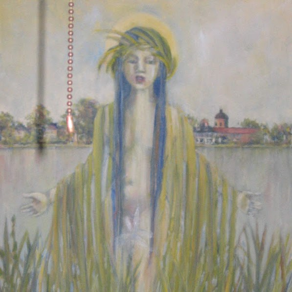 """Our Lady of the Bayou"" by Pat Macdonald Fowler"